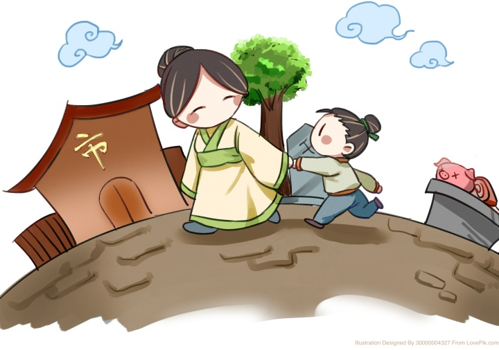 Lovepik_com-400281114-mencius-mother-moves-her-home-three-times-to-better-her-sons-edu